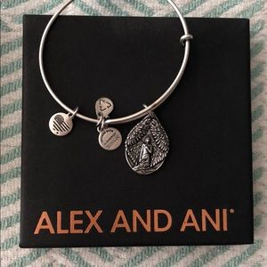 Alex and Ani Guardian of Peace Bracelet